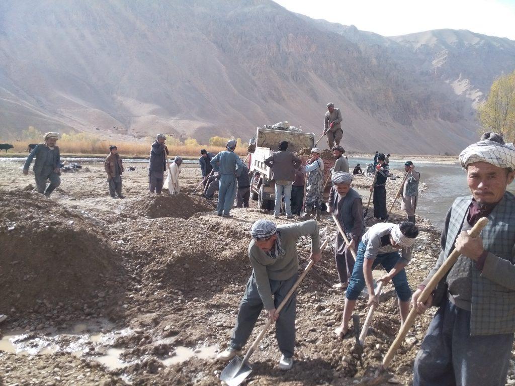 Nai Qala contribue aussi à l'essor économique local