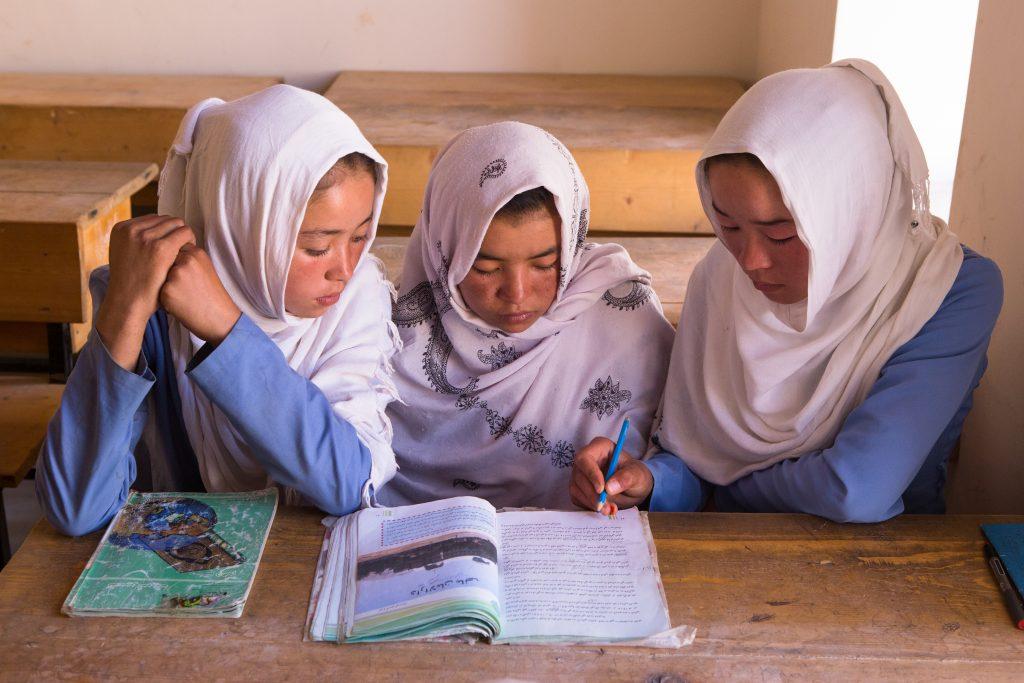 Education des filles, un changement d'état d'esprit