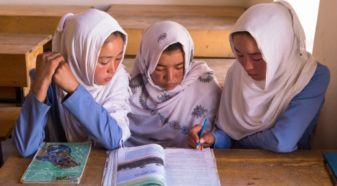 Girls' education, a change of mindset