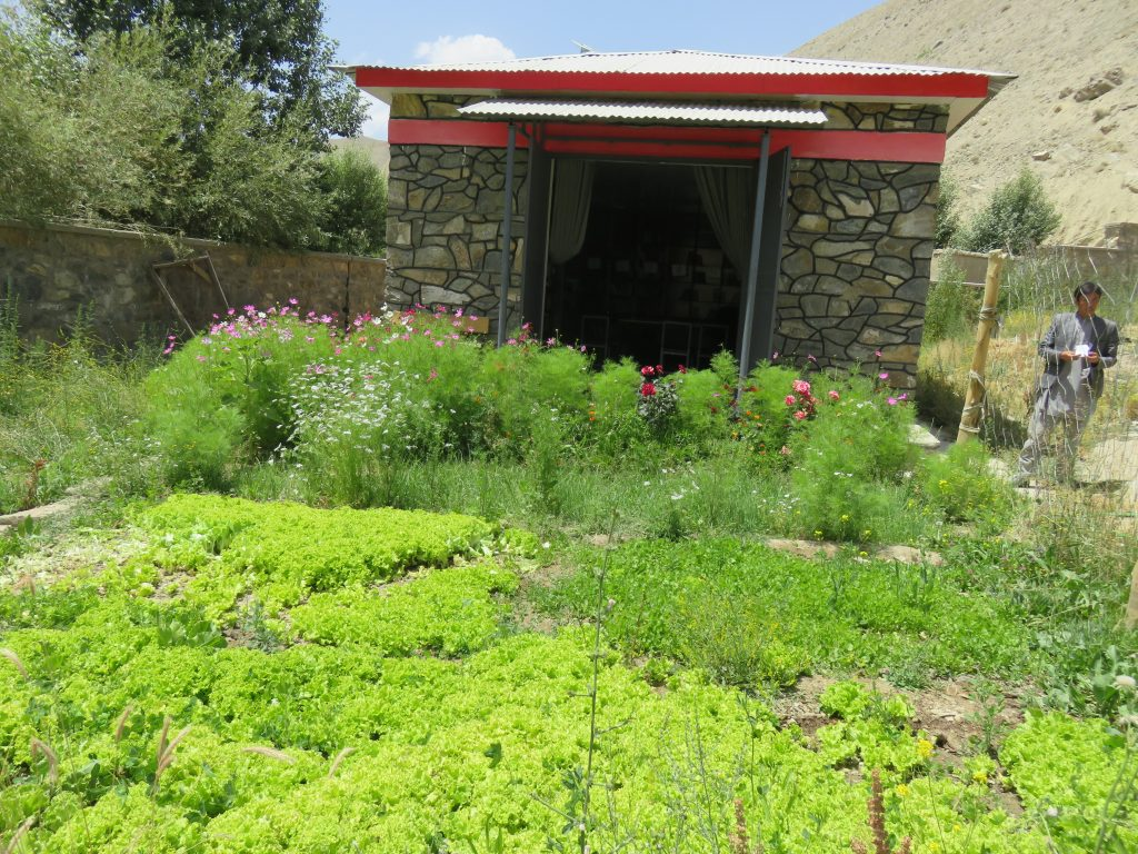 Nutrition and gardening