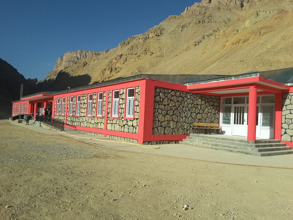 A new school for Sokhtagi