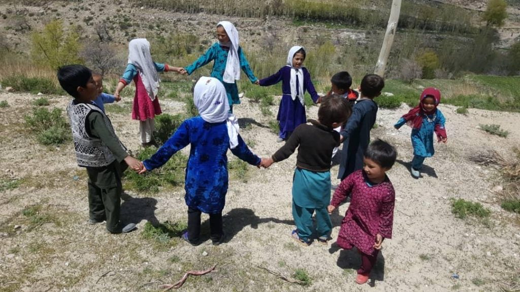 Nai Qala pre-primary project is expanding