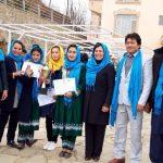 Promouvoir les droits de l'enfant – Projet de quiz scolaire de Bamyan